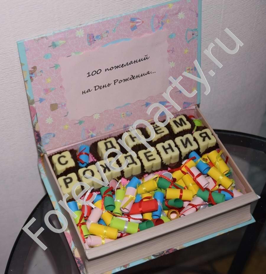 Подарки на день рождения для подруги своими руками из бумаги 28