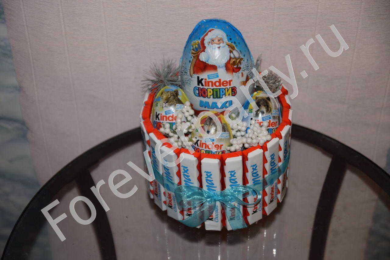 Торт из игрушек своими руками пошагово 49